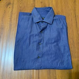 Club Room regular fit dress shirt